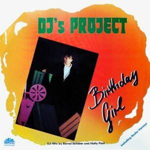 Cover - DJ's Project: Birthday Girl