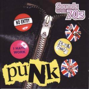 Sounds Of The 70s - Punk - Cover