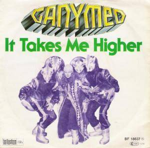 Ganymed: It Takes Me Higher - Cover