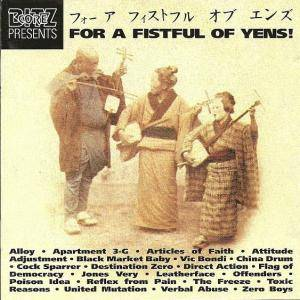 For A Fistful Of Yens! - Cover