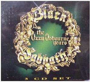 Black Sabbath: Ozzy Osbourne Years, The - Cover