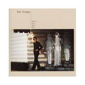 Boz Scaggs: Down Two Then Left - Cover