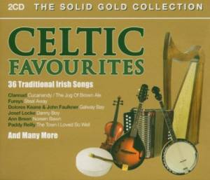 Celtic Favourites - The Solid Gold Collection - Cover