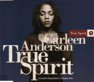 Cover - Carleen Anderson: True Spirit