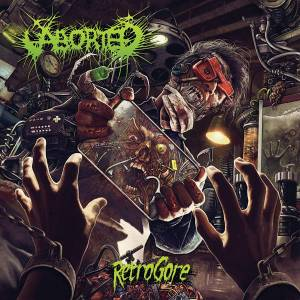 Aborted: Retrogore - Cover