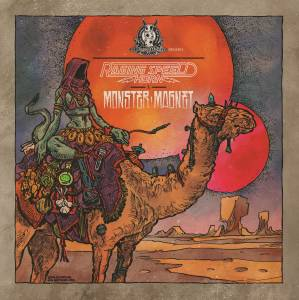 Monster Magnet: Desertfest London Vol. 2 - Cover