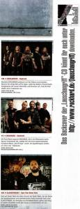 Rock Hard - Lauschangriff Vol. 045 (CD) - Bild 10