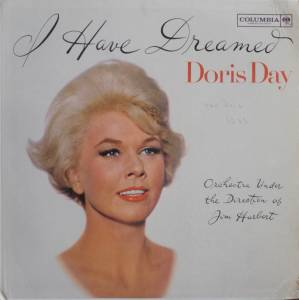 Cover - Doris Day: I Have Dreamed