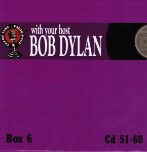 Theme Time Radio Hour With Your Host Bob Dylan - Box 6 - Cover