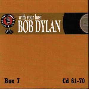 Theme Time Radio Hour With Your Host Bob Dylan - Box 7 - Cover