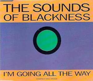 Cover - Sounds Of Blackness: I'm Going All The Way