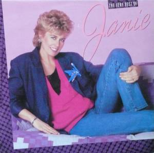 Janie Fricke: Very Best Of Janie, The - Cover