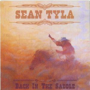 Cover - Sean Tyla: Back In The Saddle