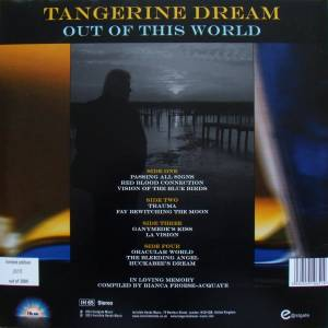 Tangerine Dream: Out Of This World (2-LP) - Bild 3
