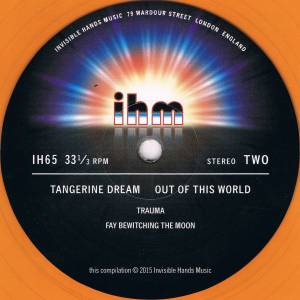 Tangerine Dream: Out Of This World (2-LP) - Bild 5