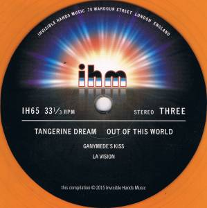 Tangerine Dream: Out Of This World (2-LP) - Bild 6