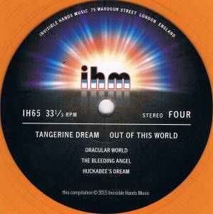 Tangerine Dream: Out Of This World (2-LP) - Bild 7