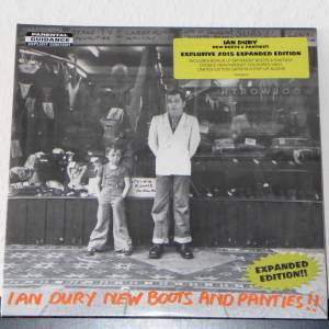 Ian Dury: New Boots And Panties!! (2-LP) - Bild 1