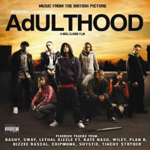 Cover - Tinchy Stryder: Adulthood