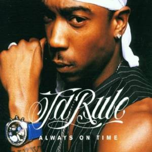 Cover - Ja Rule: Always On Time
