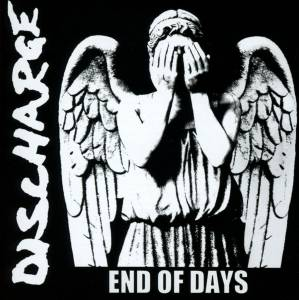 Discharge: End Of Days - Cover