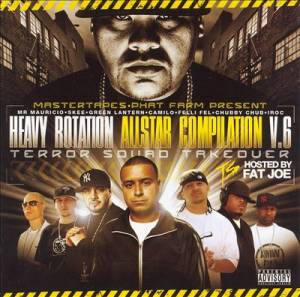 Cover - Beyoncé Feat. Jay-Z: Heavy Rotation Allstar Compilation Vol.6 (Terror Squad Takeover)