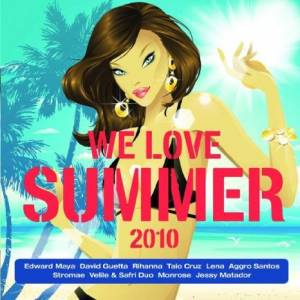 Cover - Itchino Sound: We Love Summer 2010
