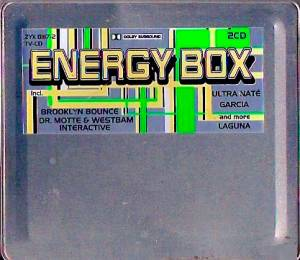 Cover - Manolo: Energy Box