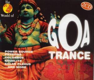 Cover - Paragonescia: World Of Goa Trance, The