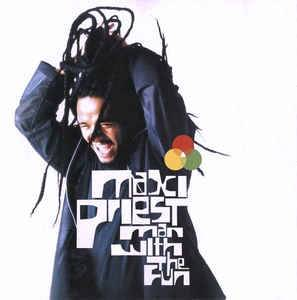 Cover - Maxi Priest: Man With The Fun