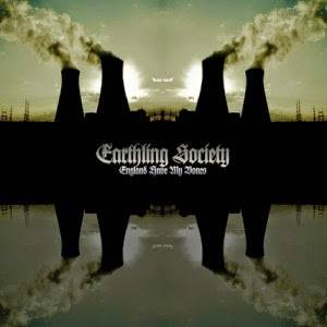 Cover - Earthling Society: England Have My Bones