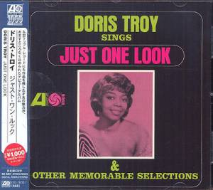 Cover - Doris Troy: Just One Look