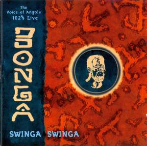 Cover - Bonga: Swinga Swinga