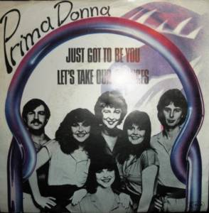 Cover - Prima Donna: Just Got To Be You