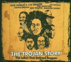 Trojan Story - The Label That Defined Reggae, The - Cover