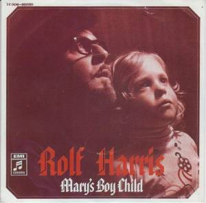 Cover - Rolf Harris: Mary's Boy Child