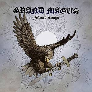 Grand Magus: Sword Songs - Cover