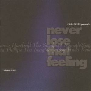 Cover - Sing-Sing: Never Lose That Feeling - Volume Two