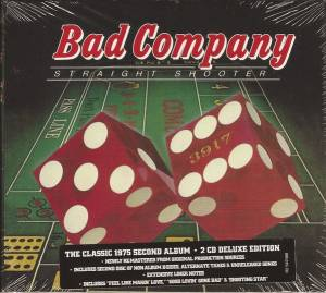 Bad Company: Straight Shooter (2-CD) - Bild 1