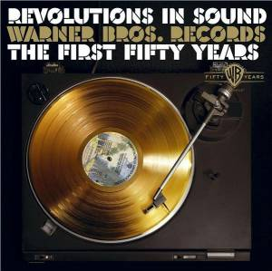 Cover - Steve Martin: Revolutions In Sound: Warner Bros. Records - The First Fifty Years