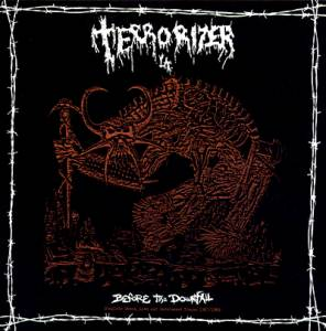 Cover - Terrorizer: Before The Downfall