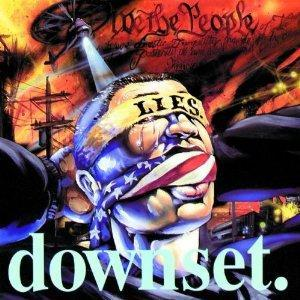 downset.: downset. - Cover