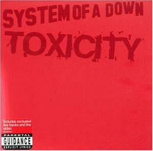 System Of A Down: Toxicity - Cover