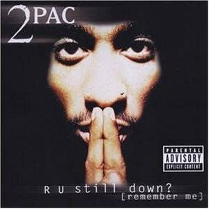 2Pac: R U Still Down? (Remember Me) - Cover