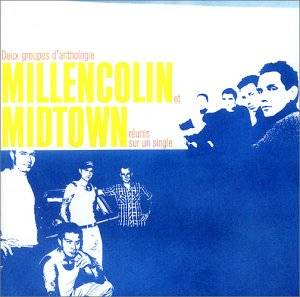 Cover - Midtown: Millencolin / Midtown
