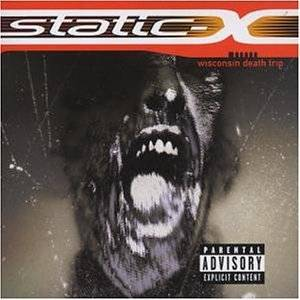 Cover - Static-X: Wisconsin Death Trip