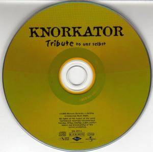 Knorkator: Tribute To Uns Selbst (CD) - Bild 3