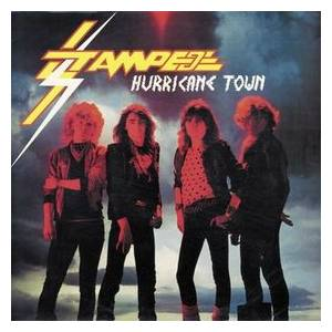 Stampede: Hurricane Town - Cover