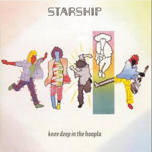 Cover - Starship: Knee Deep In The Hoopla