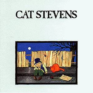 Cat Stevens: Teaser And The Firecat - Cover